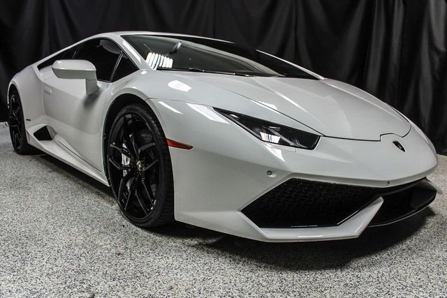 2015 Used Lamborghini Huracan 2dr Coupe LP 610-4 at Auto Outlet Serving  Elizabeth, NJ, IID 16499303