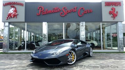 Used Lamborghini Huracan At Palmetto Sport Cars Serving Miami Fl