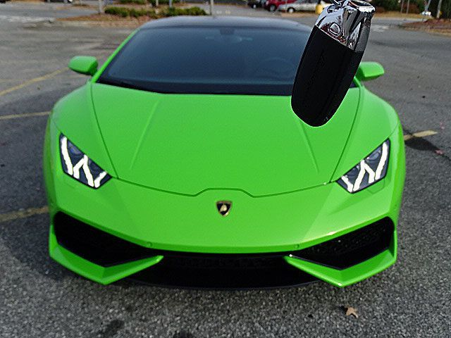 2015 Used Lamborghini Huracan Lp 610 4 At One And Only Motors