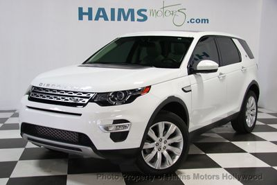 2015 Used Land Rover Discovery Sport AWD 4dr HSE LUX at Haims Motors ...