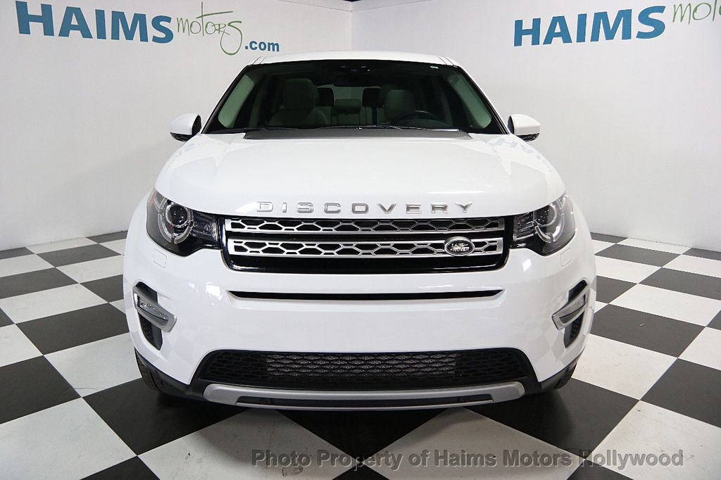 2015 Land Rover Discovery Sport AWD 4dr HSE LUX - 16409276 - 1