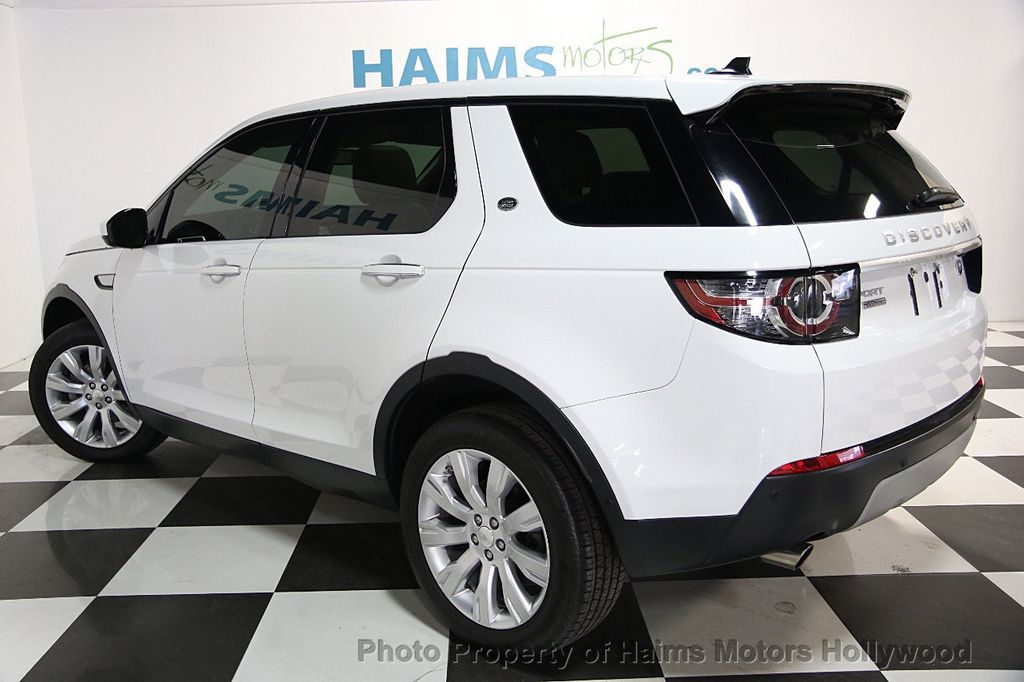 2015 Land Rover Discovery Sport AWD 4dr HSE LUX - 16409276 - 3