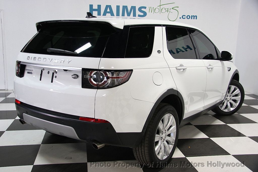 2015 Land Rover Discovery Sport AWD 4dr HSE LUX - 16409276 - 5