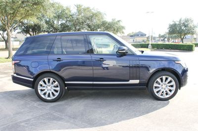 2015 Land Rover Range Rover 2015 Land Rover Range Rover 4WD 4dr Supercharged, 1-Owner, 43k!! - Click to see full-size photo viewer