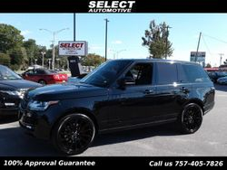 2015 Land Rover Range Rover - SALGS2VF1FA234631