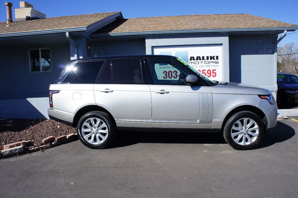 2015 Land Rover Range Rover 4WD 4dr HSE - 17416736 - 2