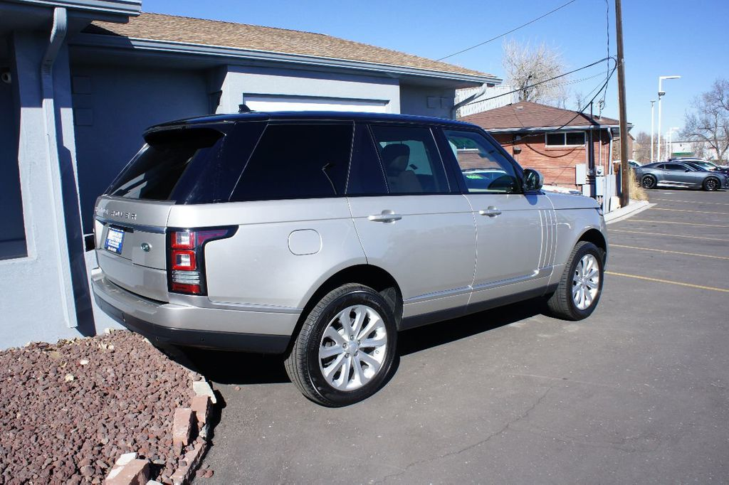 2015 Land Rover Range Rover 4WD 4dr HSE - 17416736 - 3