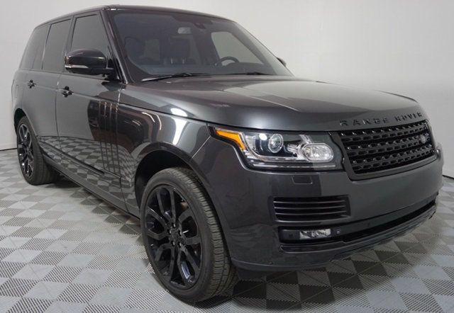 Land Rover Scottsdale >> 2015 Land Rover Range Rover 4wd 4dr Hse Suv For Sale Scottsdale Az 53 900 Motorcar Com