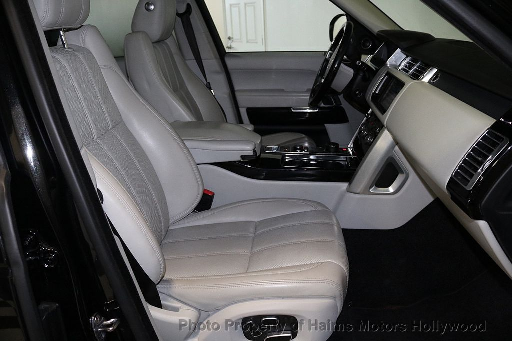 2015 Land Rover Range Rover 4WD 4dr Supercharged - 17656366 - 15