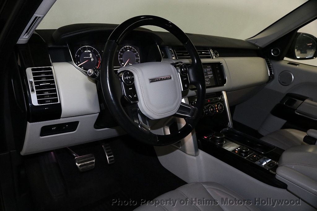 2015 Land Rover Range Rover 4WD 4dr Supercharged - 17656366 - 19