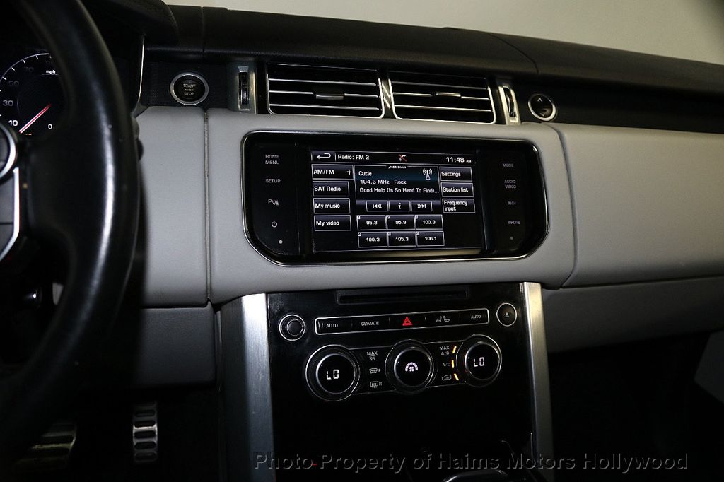 2015 Land Rover Range Rover 4WD 4dr Supercharged - 17656366 - 21