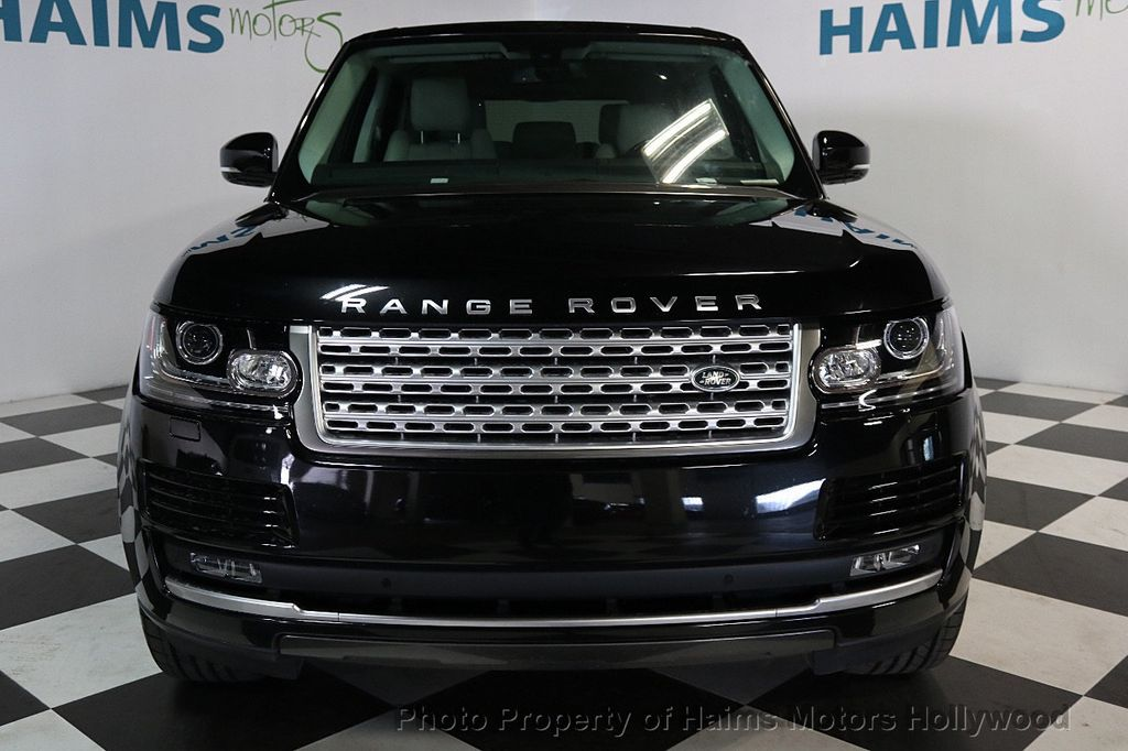 2015 Land Rover Range Rover 4WD 4dr Supercharged - 17656366 - 2