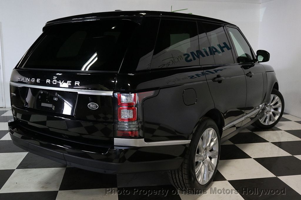 2015 Land Rover Range Rover 4WD 4dr Supercharged - 17656366 - 6