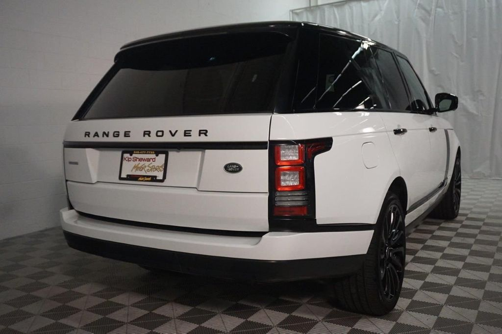 2015 Land Rover Range Rover 4WD 4dr Supercharged - 17882580 - 9