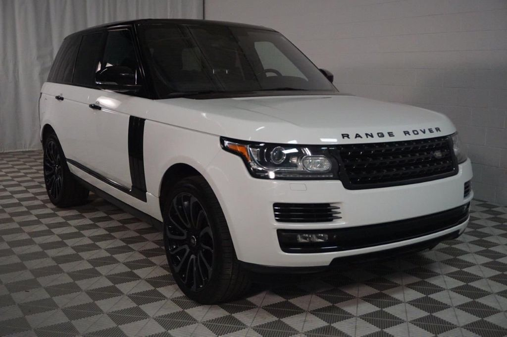 2015 Land Rover Range Rover 4WD 4dr Supercharged - 17882580 - 10