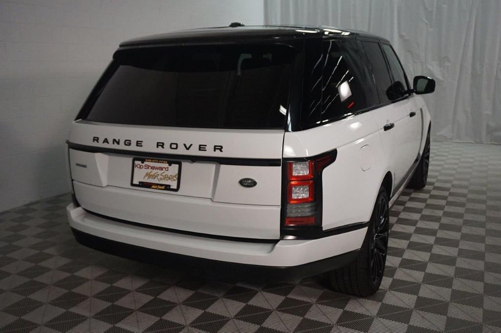 2015 Land Rover Range Rover 4WD 4dr Supercharged - 17882580 - 11