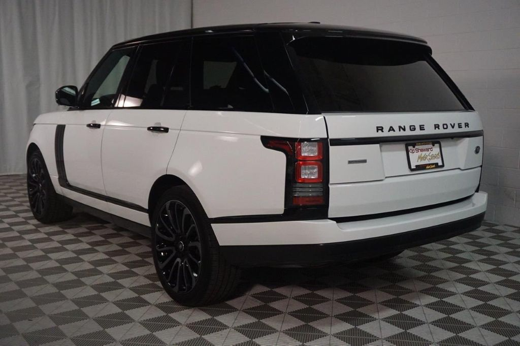 2015 Land Rover Range Rover 4WD 4dr Supercharged - 17882580 - 12