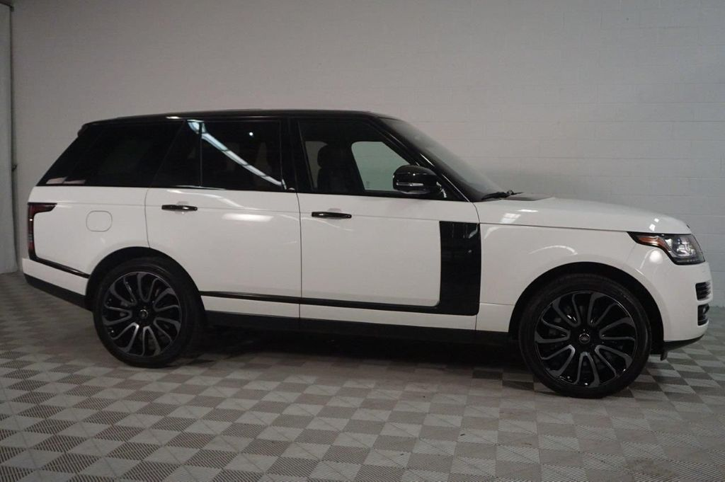 2015 Land Rover Range Rover 4WD 4dr Supercharged - 17882580 - 1