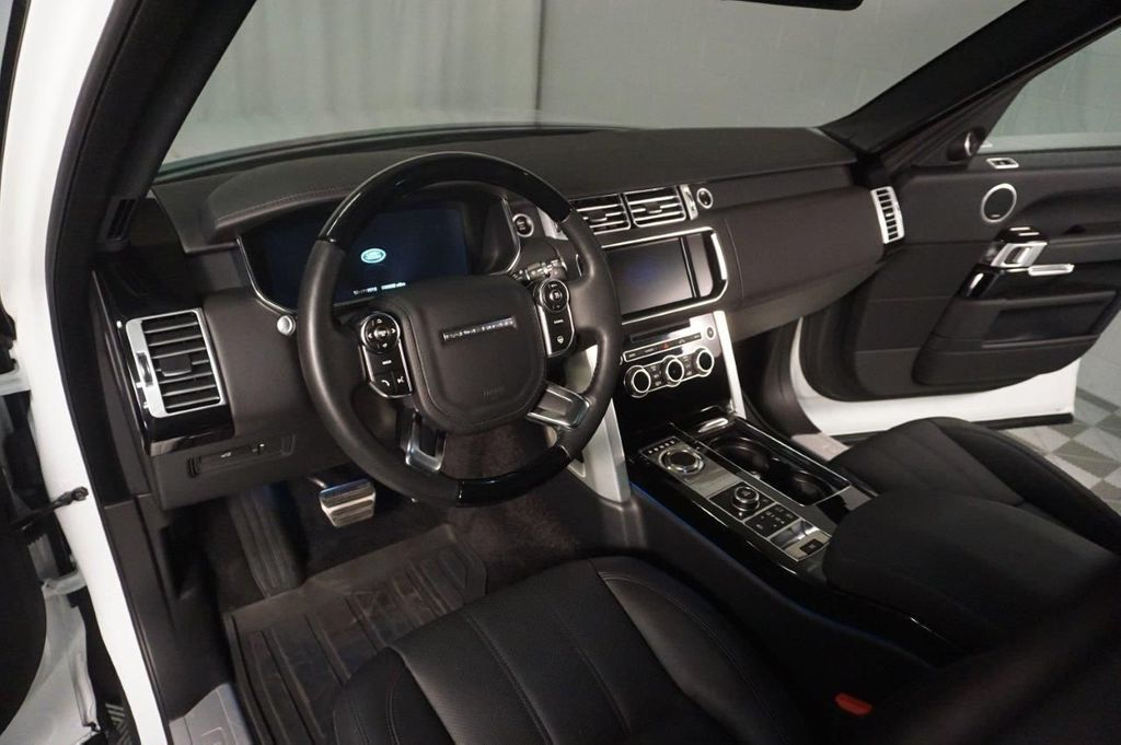 2015 Land Rover Range Rover 4WD 4dr Supercharged - 17882580 - 21