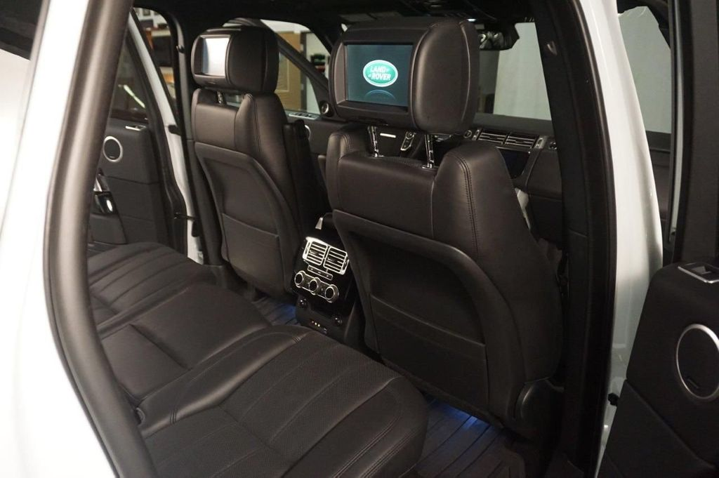 2015 Land Rover Range Rover 4WD 4dr Supercharged - 17882580 - 27