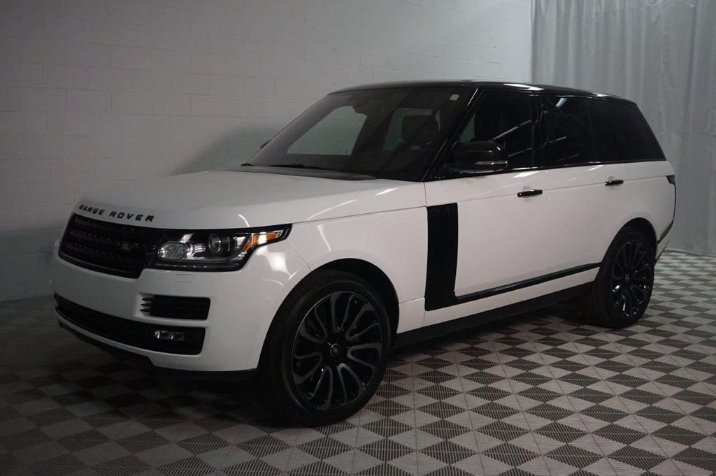 2015 Land Rover Range Rover 4WD 4dr Supercharged - 17882580 - 2