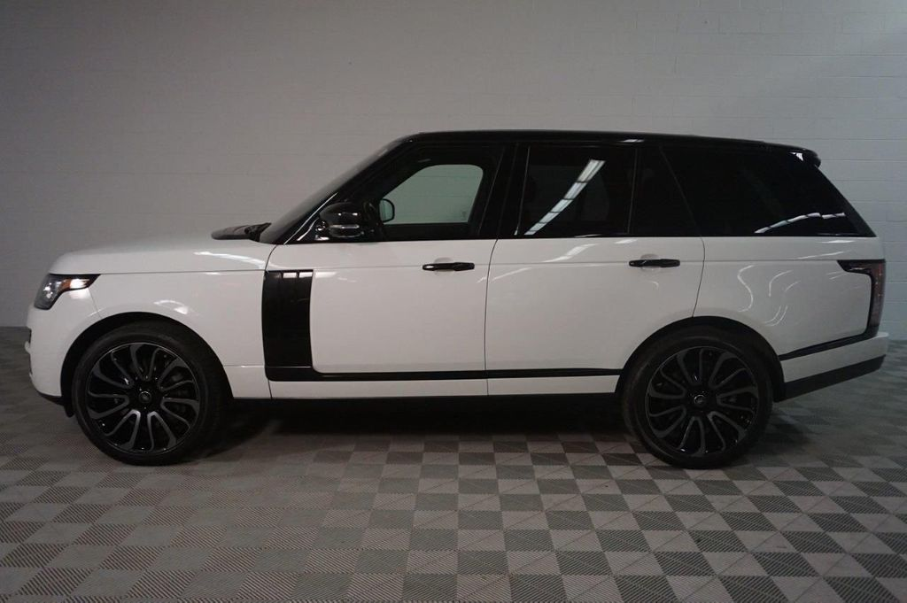 2015 Land Rover Range Rover 4WD 4dr Supercharged - 17882580 - 3