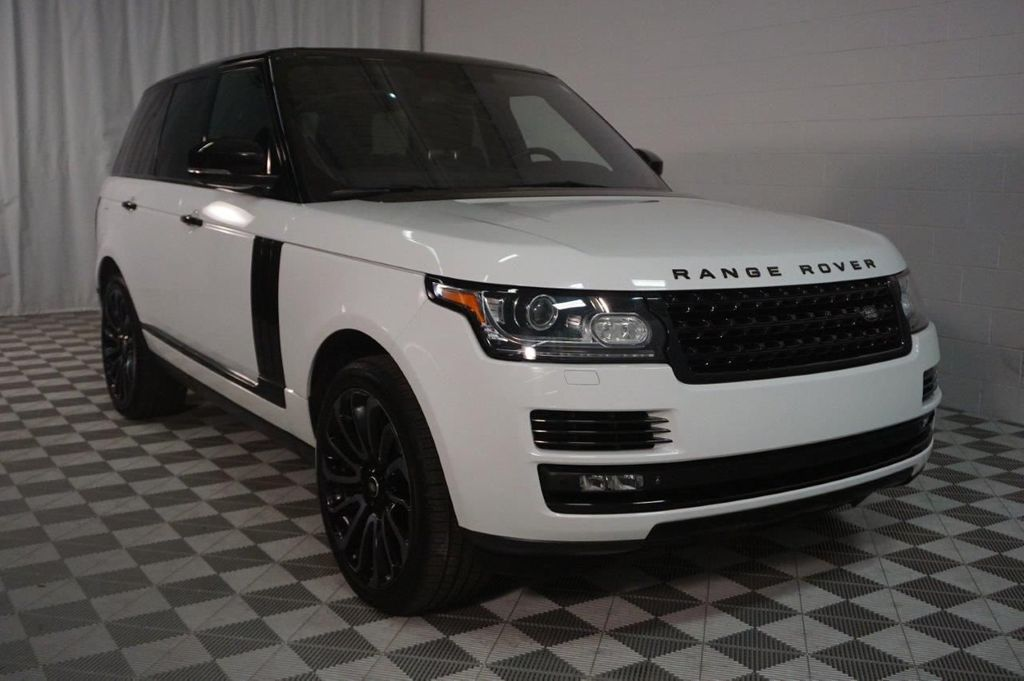 2015 Land Rover Range Rover 4WD 4dr Supercharged - 17882580 - 4