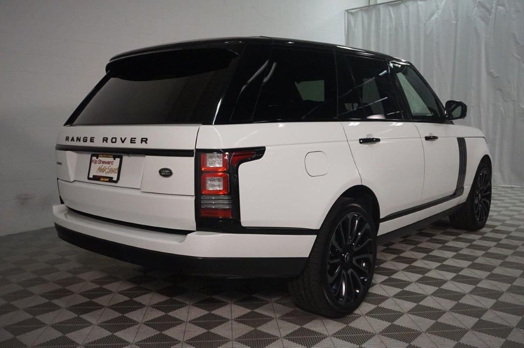 2015 Land Rover Range Rover 4WD 4dr Supercharged - 17882580 - 5