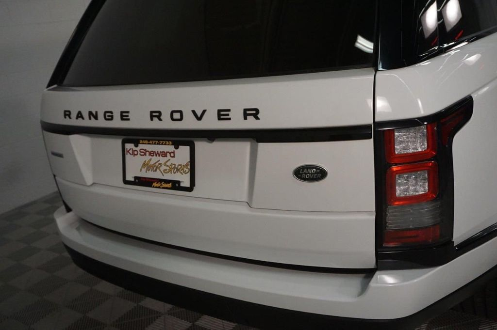 2015 Land Rover Range Rover 4WD 4dr Supercharged - 17882580 - 7