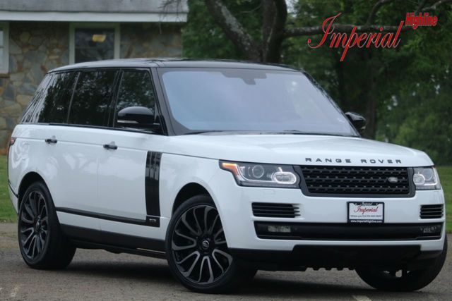 2015 Land Rover Range Rover 4WD 4dr Supercharged HSE LWB