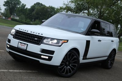2015 Land Rover Range Rover 4WD 4dr Supercharged HSE LWB - Click to see full-size photo viewer