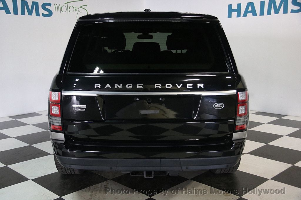 2015 Land Rover Range Rover LONG WHEEL BASE - 17328157 - 5
