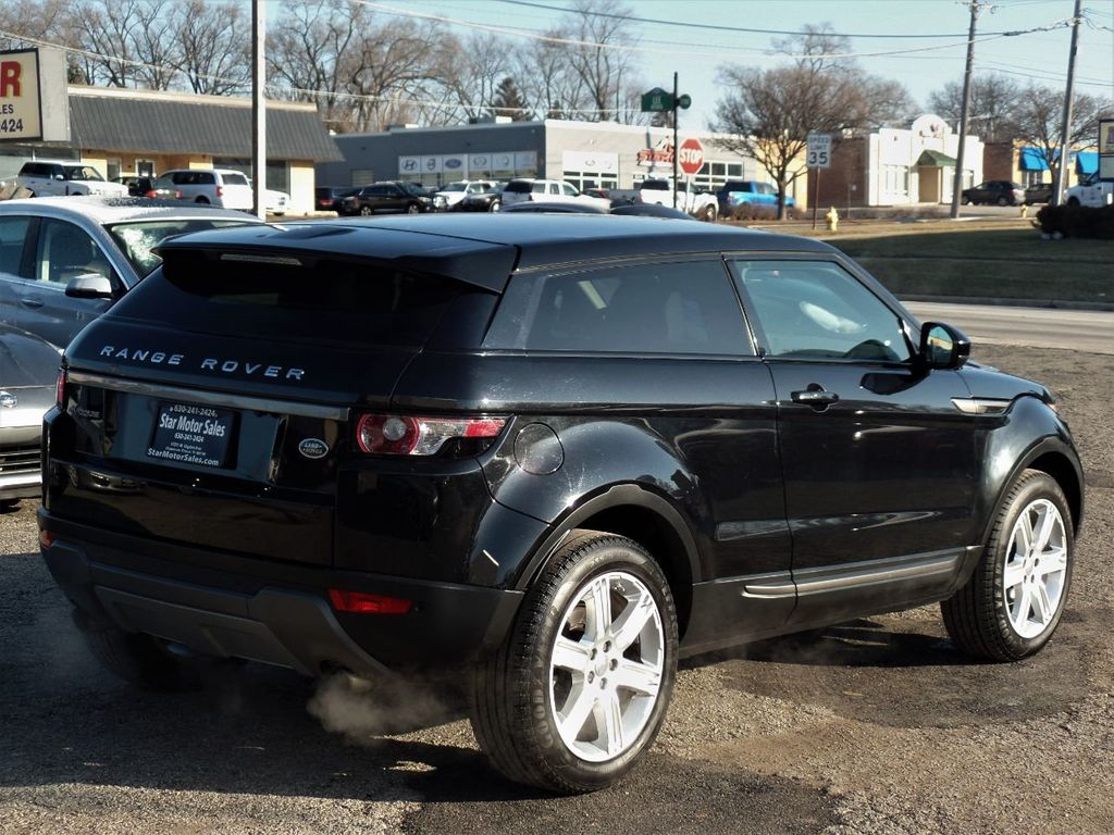 2015 Land Rover Range Rover Evoque 2dr Coupe Pure Plus - 19657598 - 11