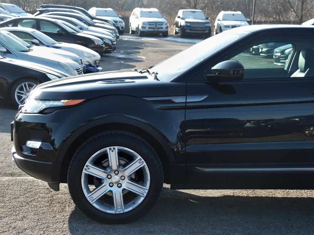 2015 Land Rover Range Rover Evoque 2dr Coupe Pure Plus - 19657598 - 24