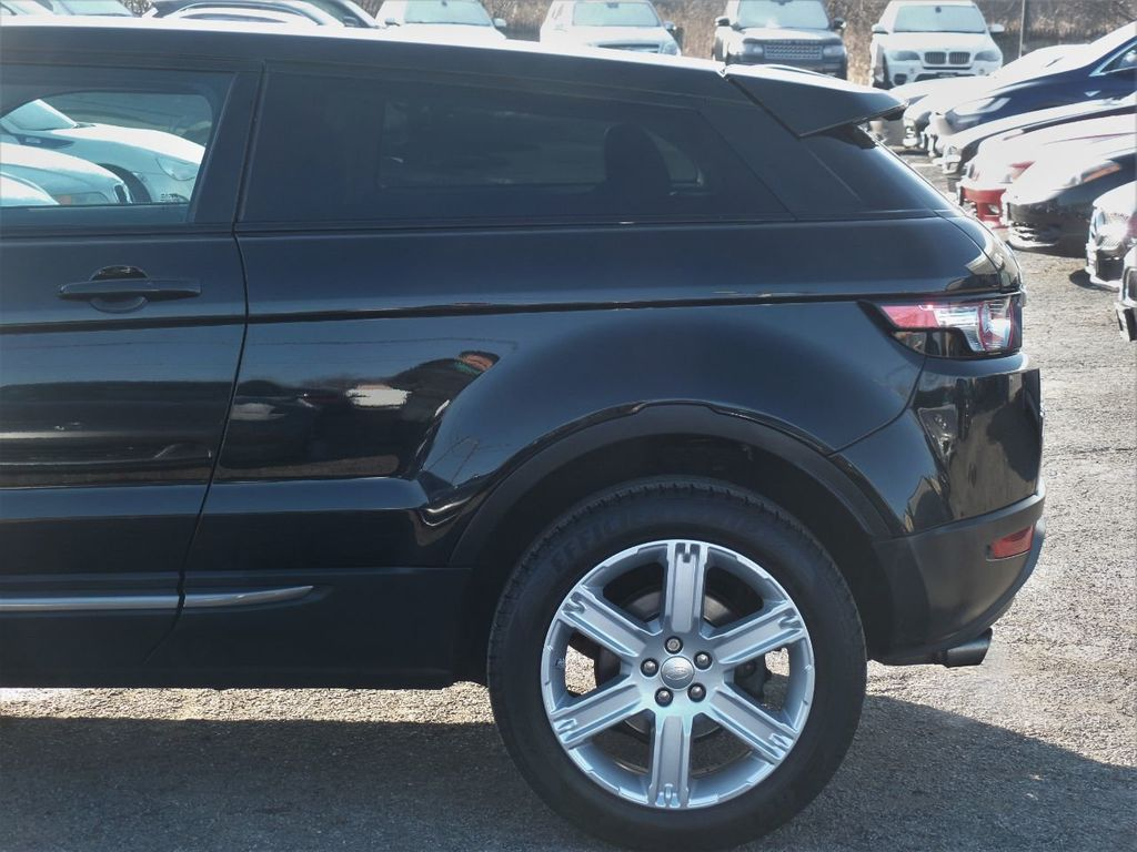 2015 Land Rover Range Rover Evoque 2dr Coupe Pure Plus - 19657598 - 25