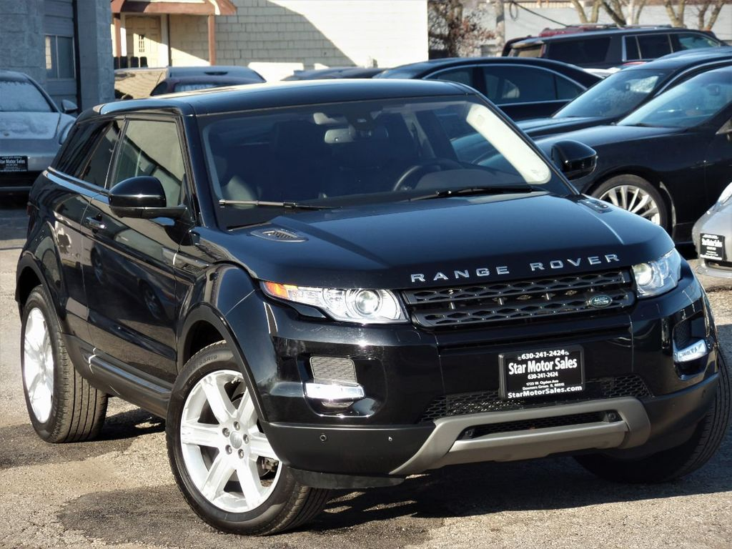 2015 Land Rover Range Rover Evoque 2dr Coupe Pure Plus - 19657598 - 30