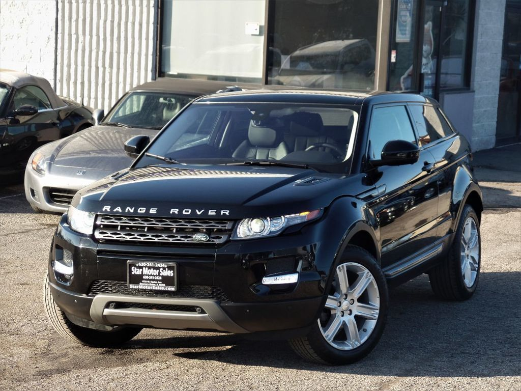 2015 Land Rover Range Rover Evoque 2dr Coupe Pure Plus - 19657598 - 35