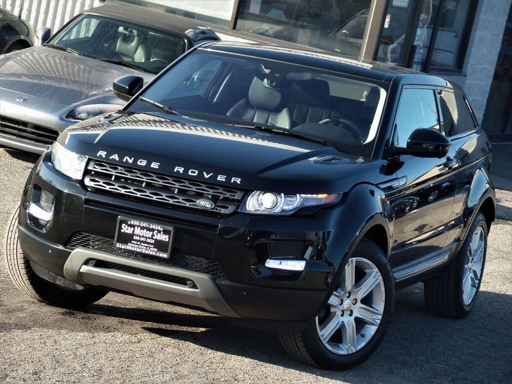 2015 Land Rover Range Rover Evoque 2dr Coupe Pure Plus - 19657598 - 36