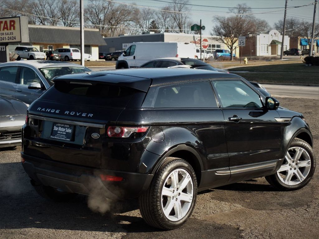 2015 Land Rover Range Rover Evoque 2dr Coupe Pure Plus - 19657598 - 38