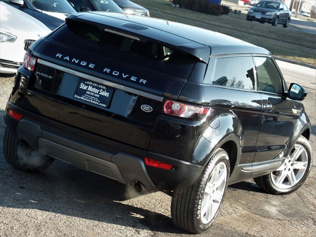 2015 Land Rover Range Rover Evoque 2dr Coupe Pure Plus - 19657598 - 39