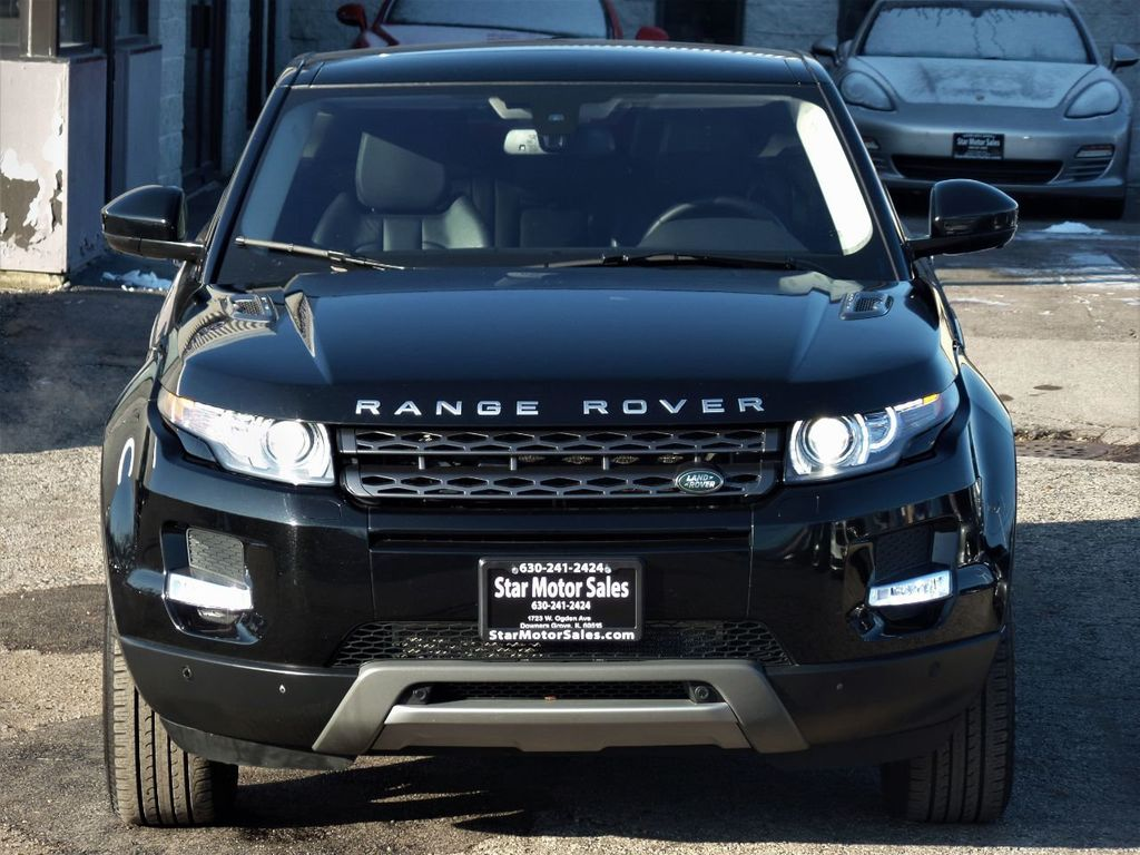 2015 Land Rover Range Rover Evoque 2dr Coupe Pure Plus - 19657598 - 5