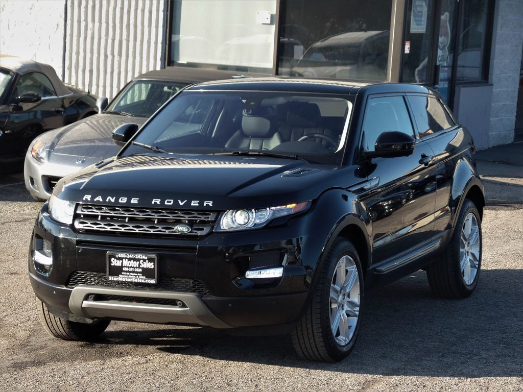 2015 Land Rover Range Rover Evoque 2dr Coupe Pure Plus - 19657598 - 6