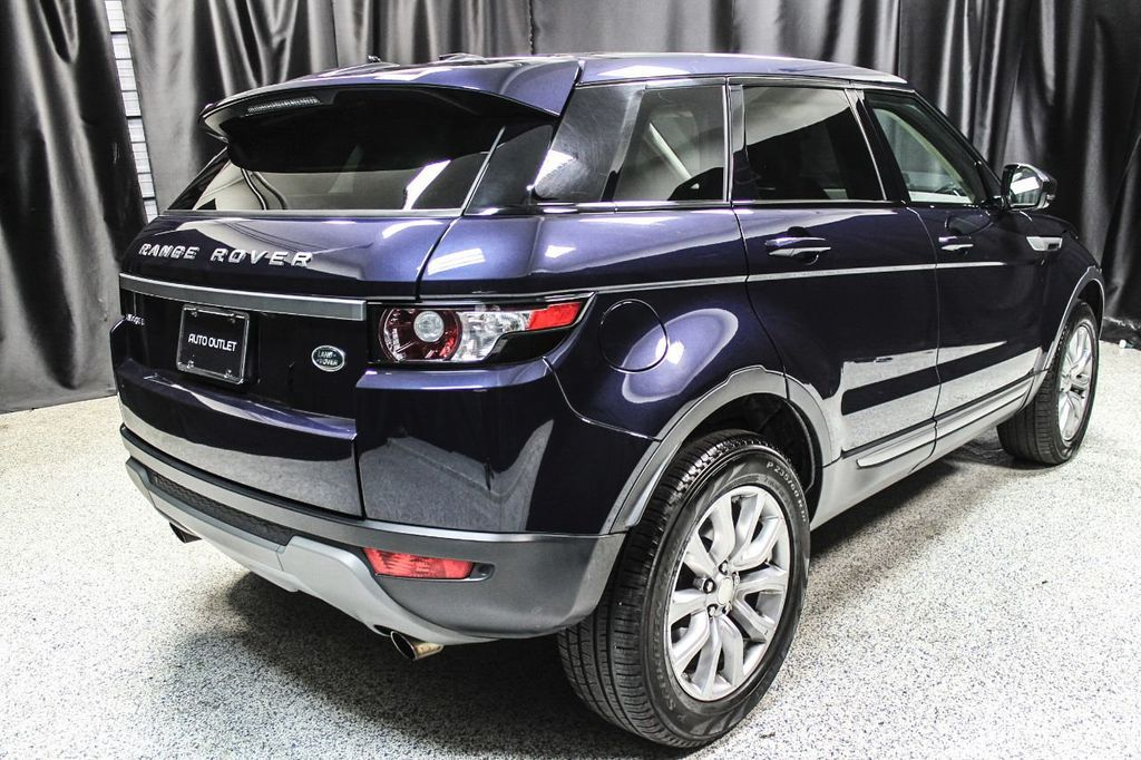 2015 used land rover range rover evoque 5dr hatchback pure at auto outlet serving elizabeth nj. Black Bedroom Furniture Sets. Home Design Ideas