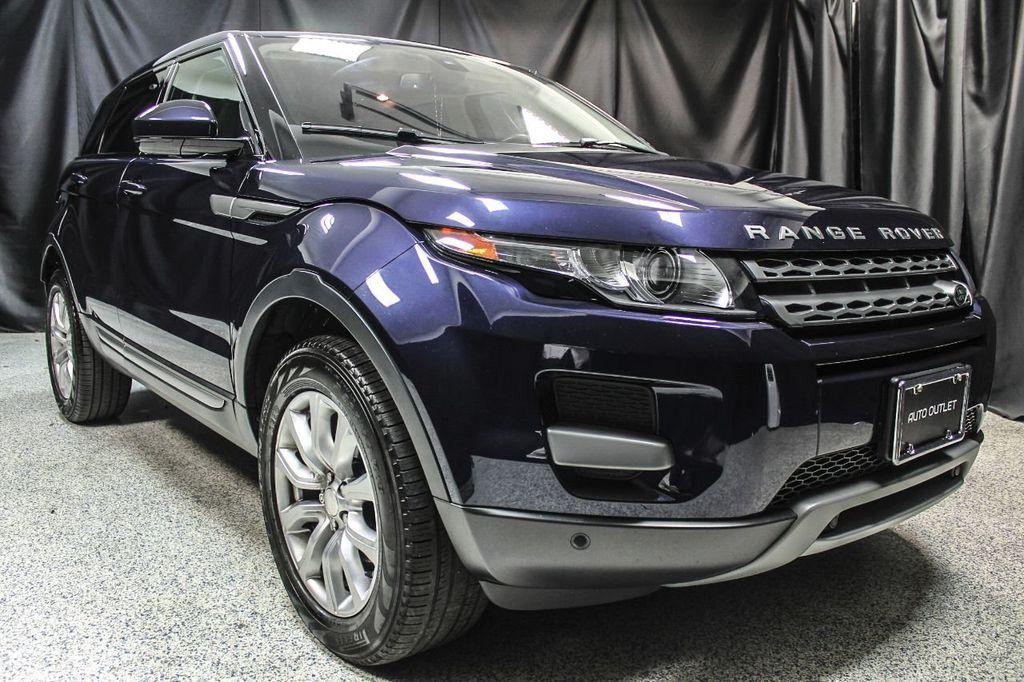 2015 Used Land Rover Range Rover Evoque 5dr Hatchback Pure