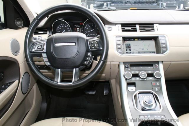 2015 Used Land Rover Range Rover Evoque 5dr Hatchback Pure Plus at Silicon  Valley Auto Source Serving Campbell, CA, IID 18633883