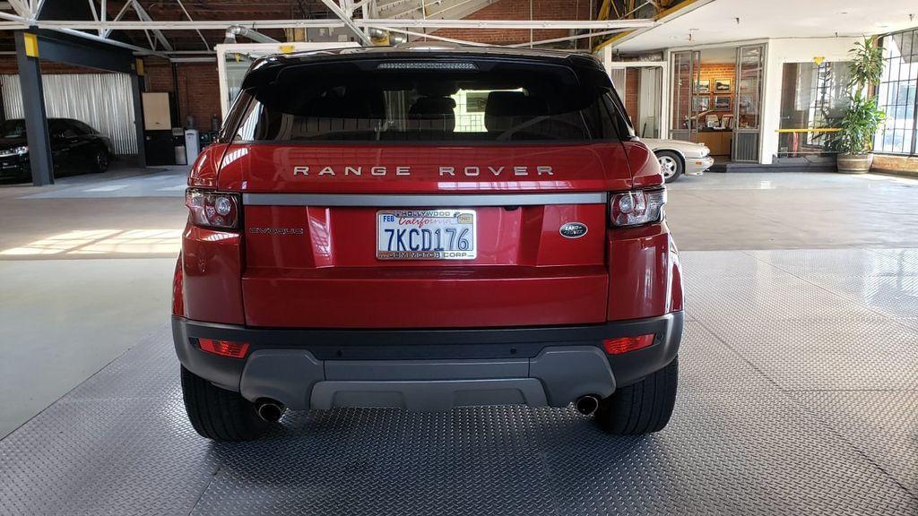 2015 Land Rover Range Rover Evoque 5dr Hatchback Pure Plus - 17555606 - 3