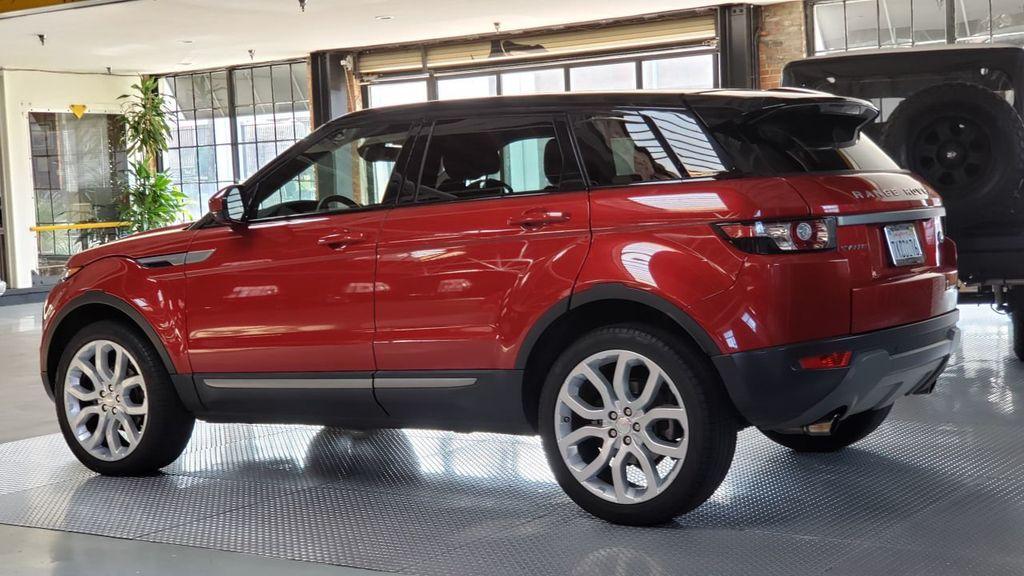 2015 Land Rover Range Rover Evoque 5dr Hatchback Pure Plus - 17555606 - 4