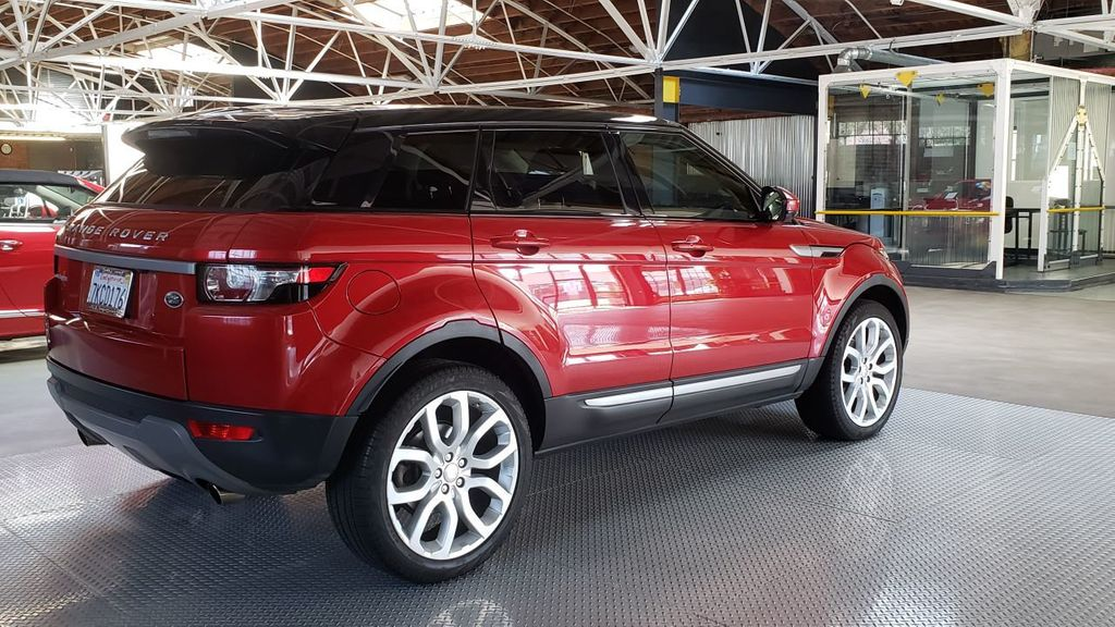 2015 Land Rover Range Rover Evoque 5dr Hatchback Pure Plus - 17555606 - 5