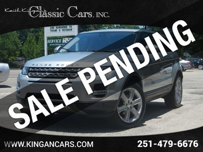 2015 Land Rover Range Rover Evoque 5dr Hatchback Pure Plus w/NAVIGATION SUV