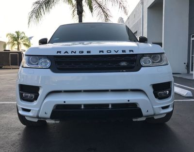 2015 Land Rover Range Rover Sport 4WD 4dr Autobiography - Click to see full-size photo viewer
